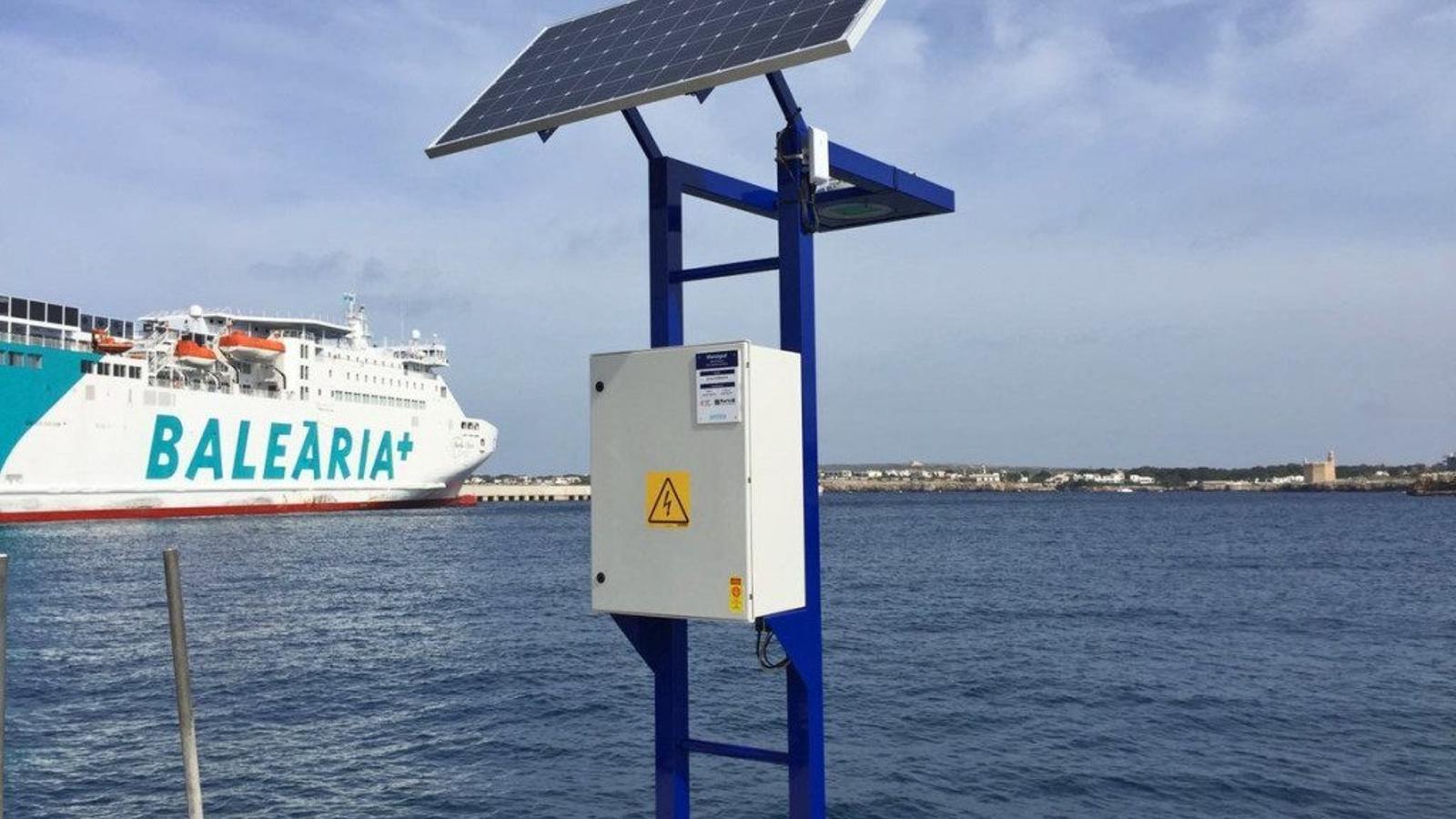 El port de Son Blanc ha millorat considerablement les seves prestacions gràcies a la inversió pública.