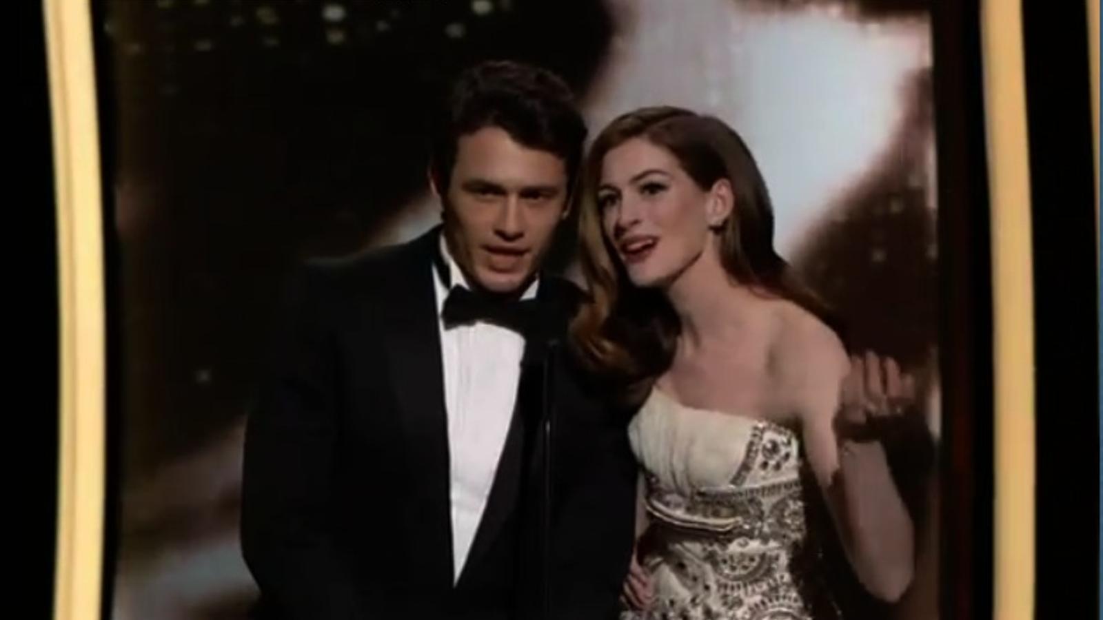 Els millors moments dels Oscars 2011