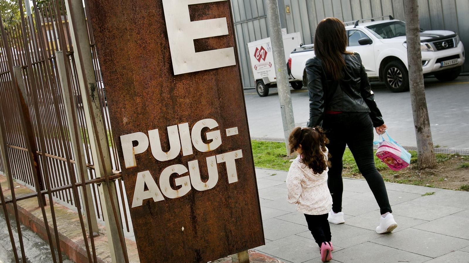 En marxa el primer cribatge massiu en una escola de Catalunya