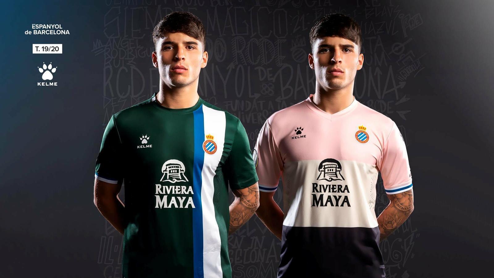 L'Espanyol torna als colors de l'última participació europea