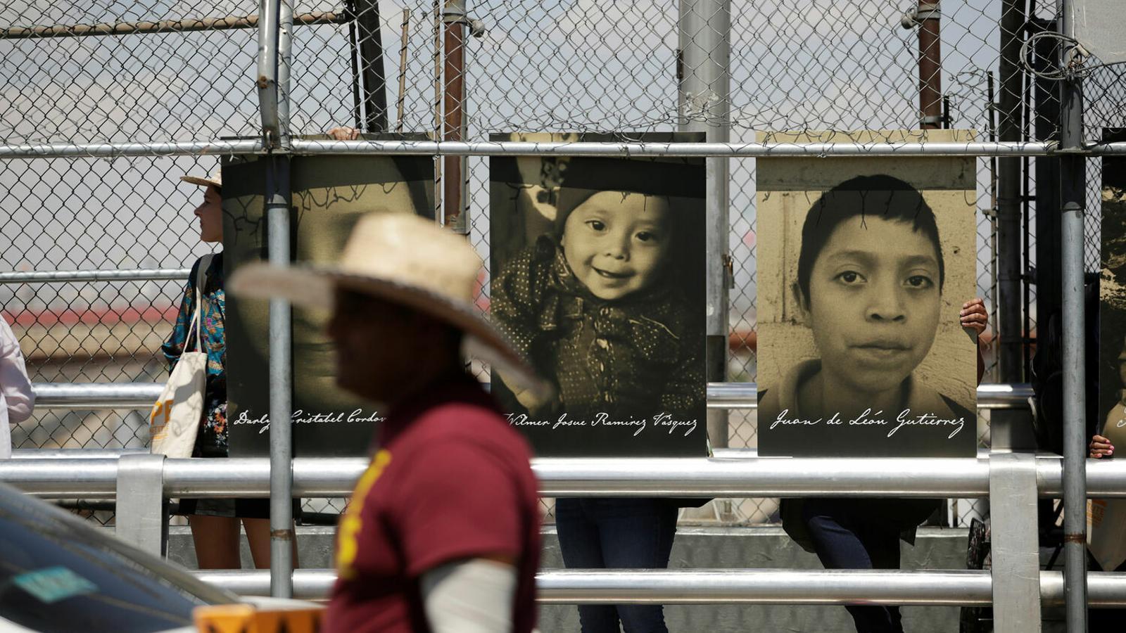 Un nen migrant mor o desapareix cada dia