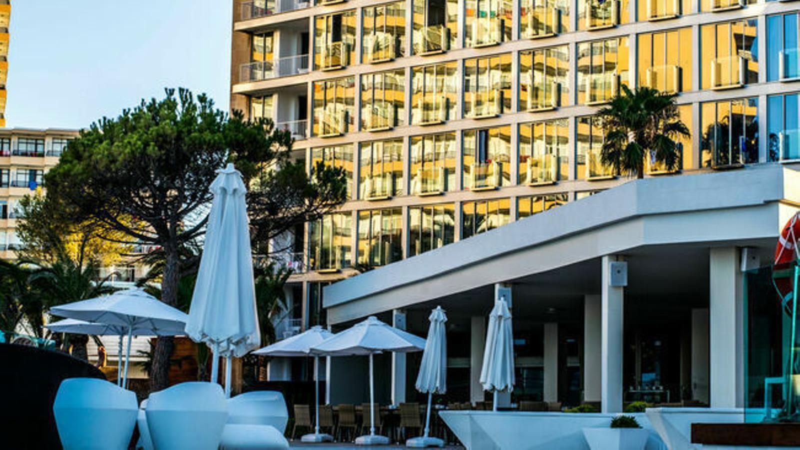 Un hotel de Meliá