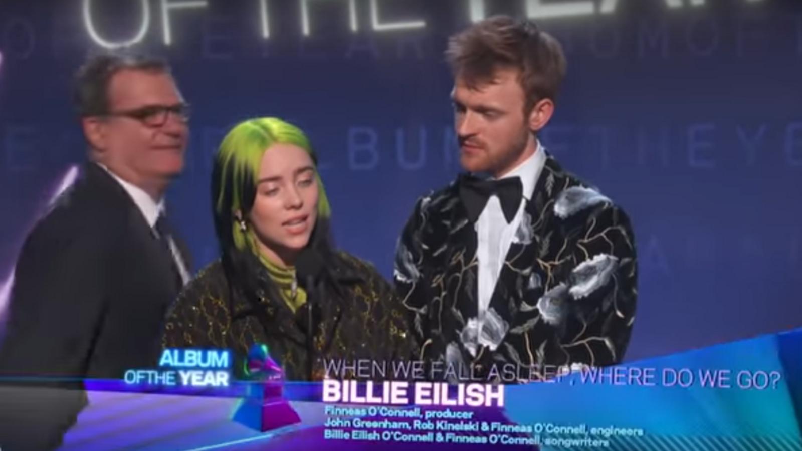 Els Grammy consagren BIllie Eilish com a estrella