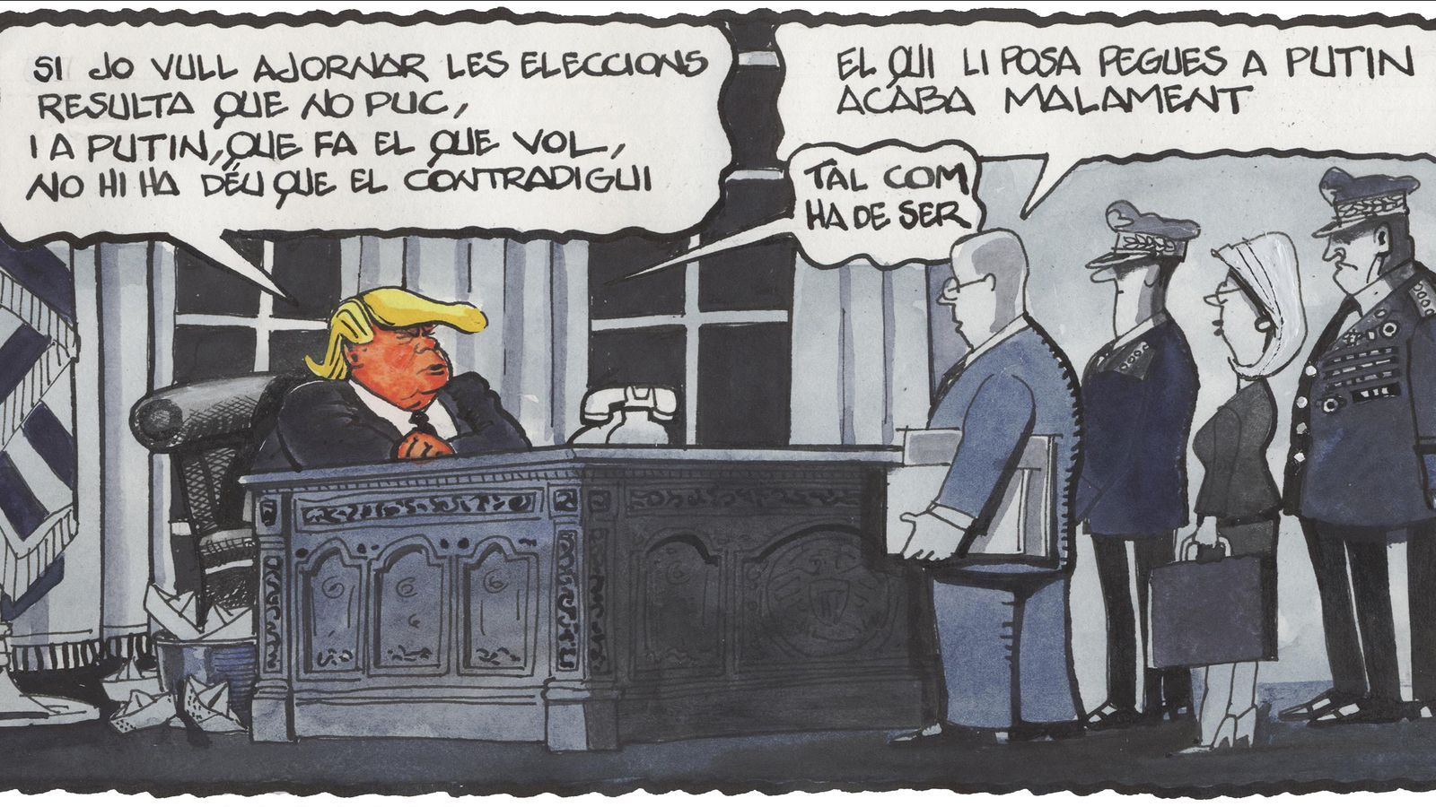 'A la contra', per Ferreres 04/08/2020