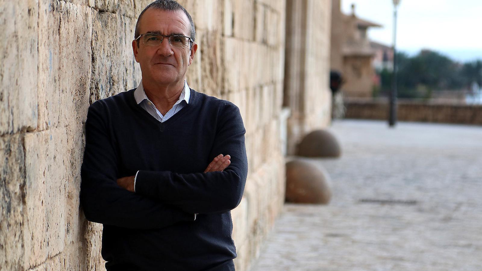 """Juan Pedro Yllanes: """"Si és necessari per formar govern, parlarem amb   El Pi"""""""