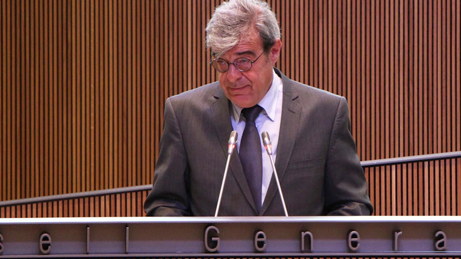 Baró critica les proclames de confidencialitat de l'oposició després de dues filtracions