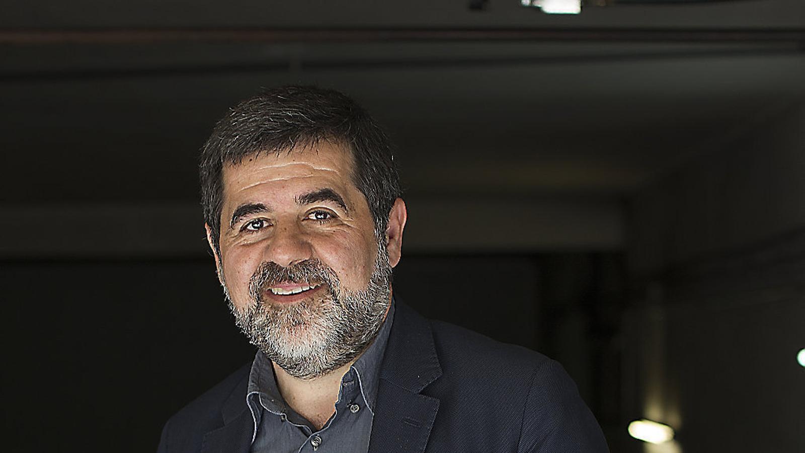 """Jordi Sànchez: """"El Govern necessitarà la mobilització activa de la ciutadania per acabar la feina"""""""