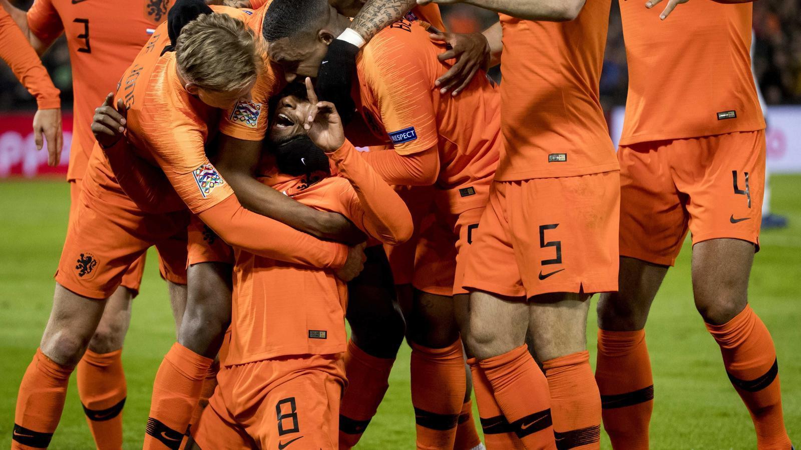 Celebració d'Holanda