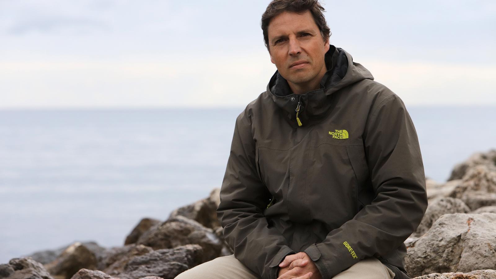 """Aniol Esteban: """"El futur econòmic de les Balears passa per tenir una mar i una costa en bon estat"""""""