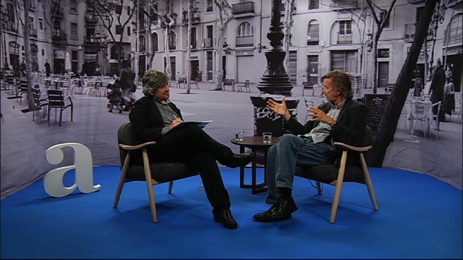 Entrevista de Carles Capdevila a Rafael Argullol