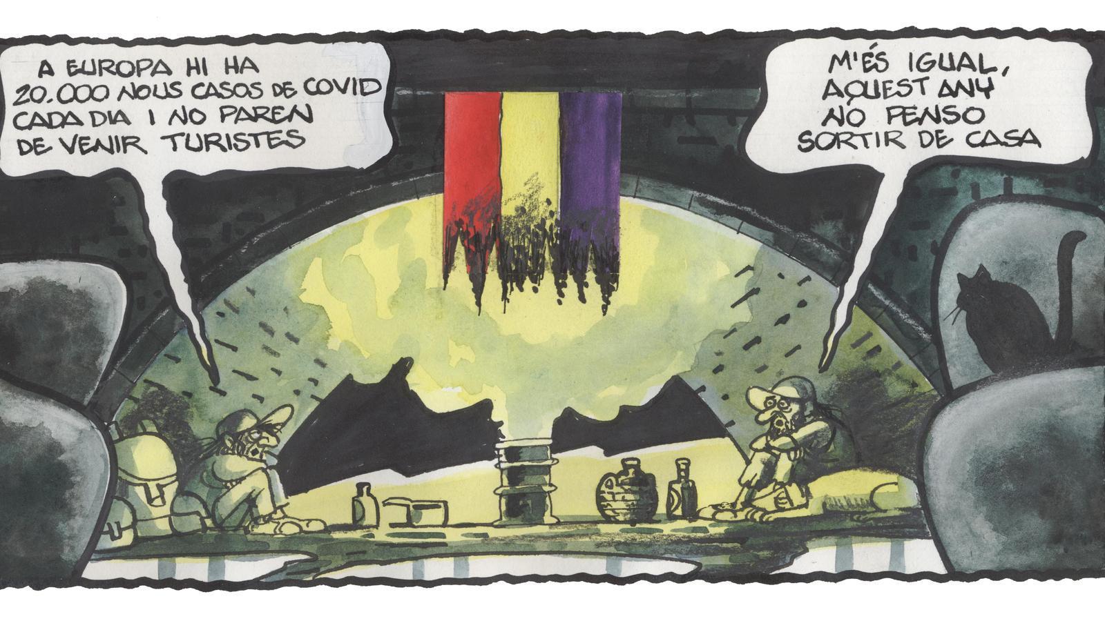 'A la contra', per Ferreres 29/06/2020