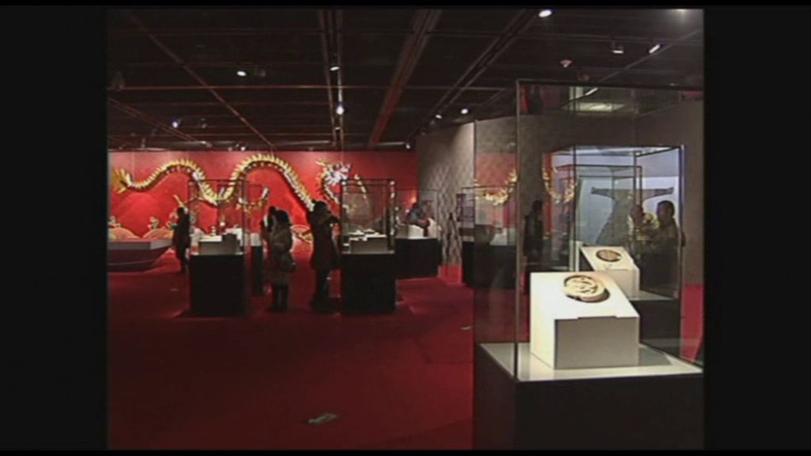 Exposició sobre l'any del drac
