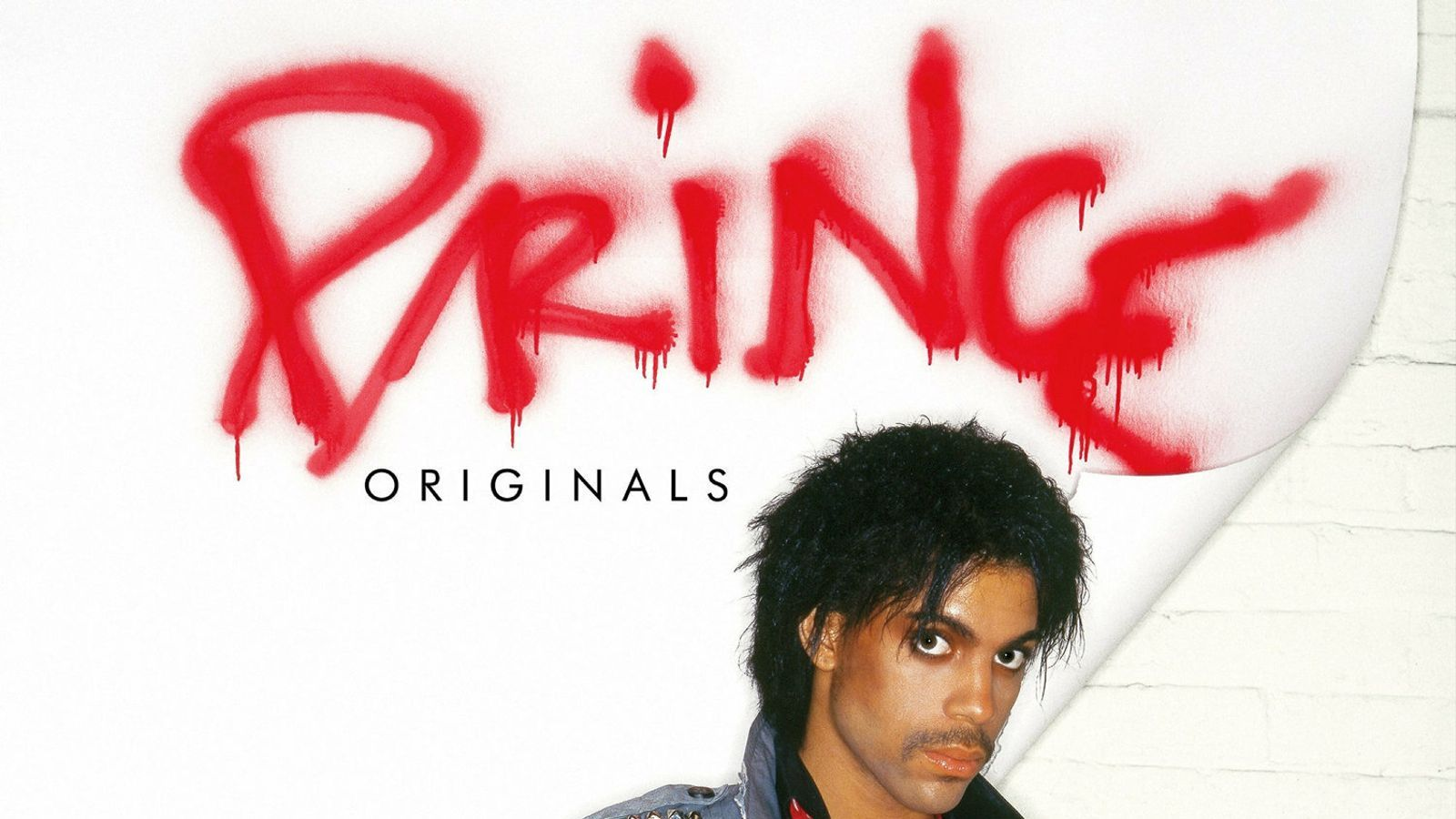 Un fragment de la portada del segon disc pòstum de Prince.