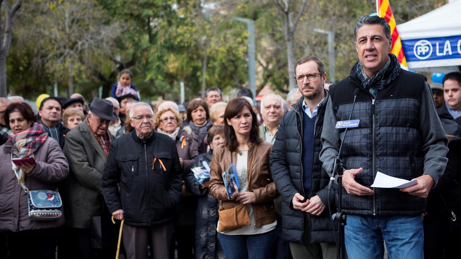 """Albiol demana un PP fort al Parlament perquè seria la """"pitjor notícia"""" per al """"pròfug"""" Puigdemont"""