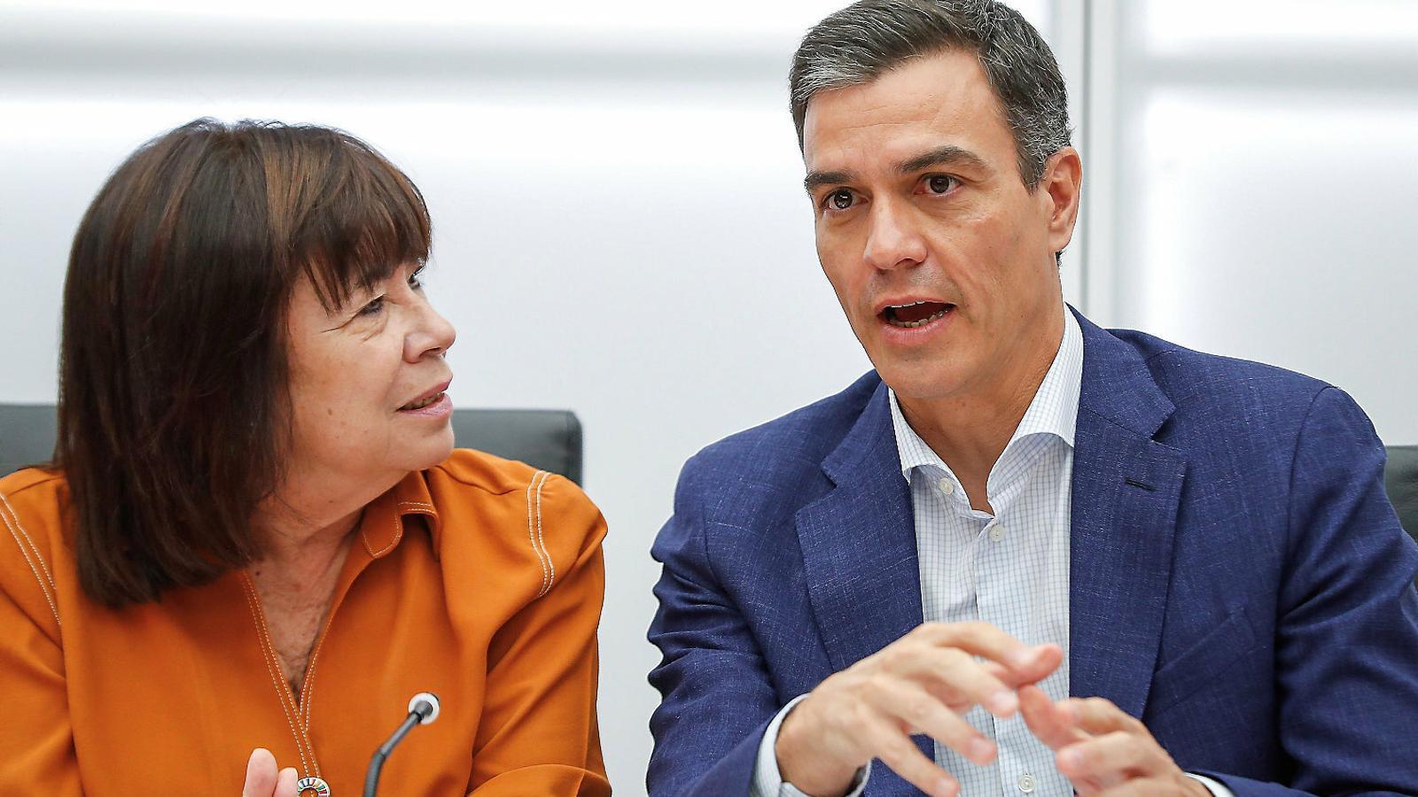 Executiva federal del PSOE.