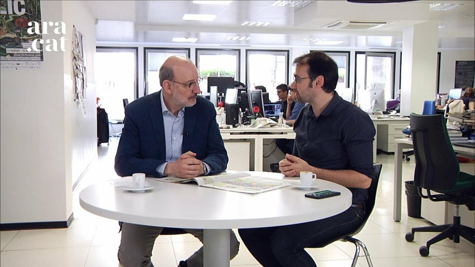 El cafè de la Lliga: La inversió del Girona és a llarg termini i tornarà a Primera