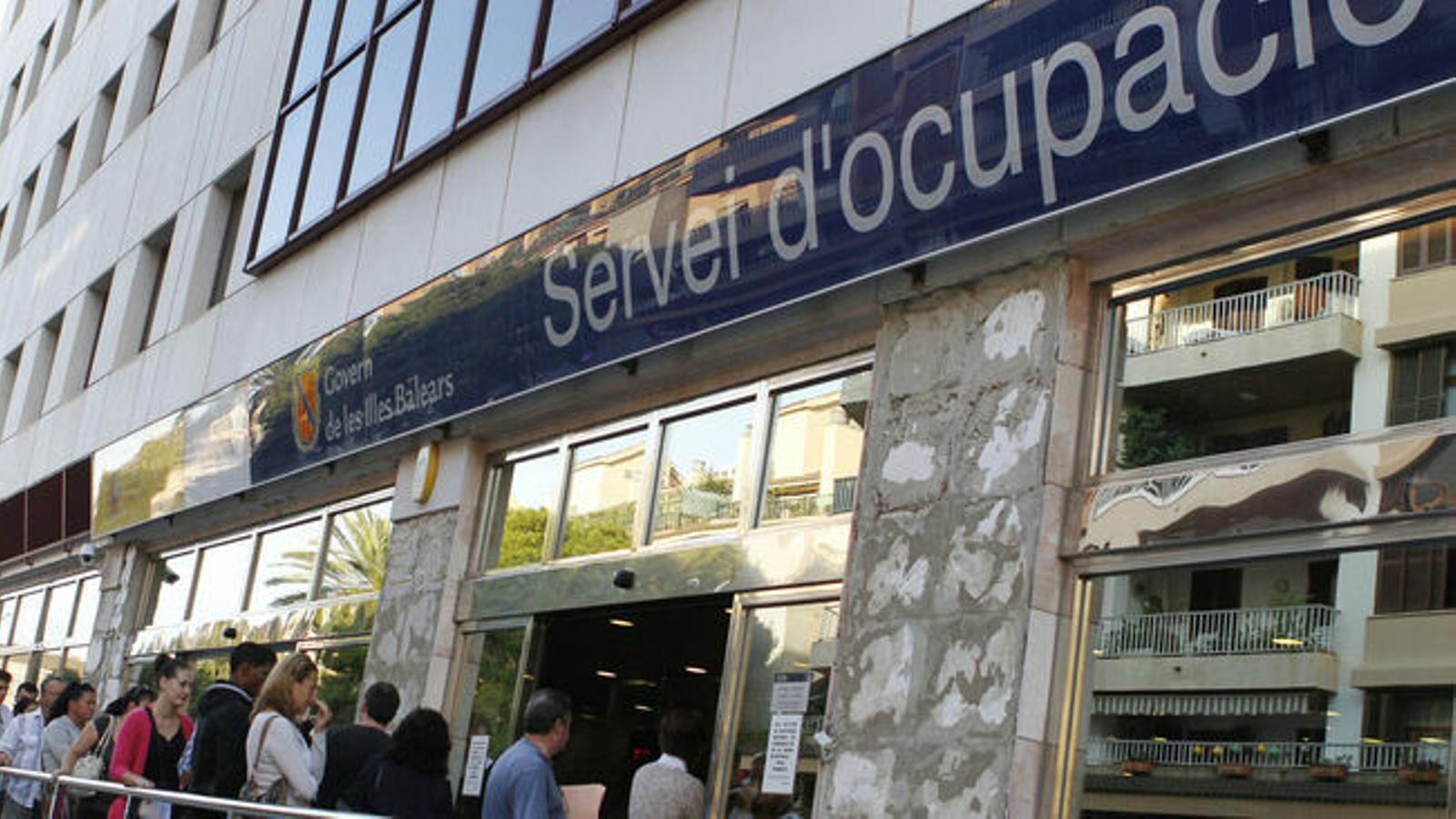 El SOIB gestionarà 51,3 milions d'euros procedents del Ministeri de Treball per accions d'ocupació