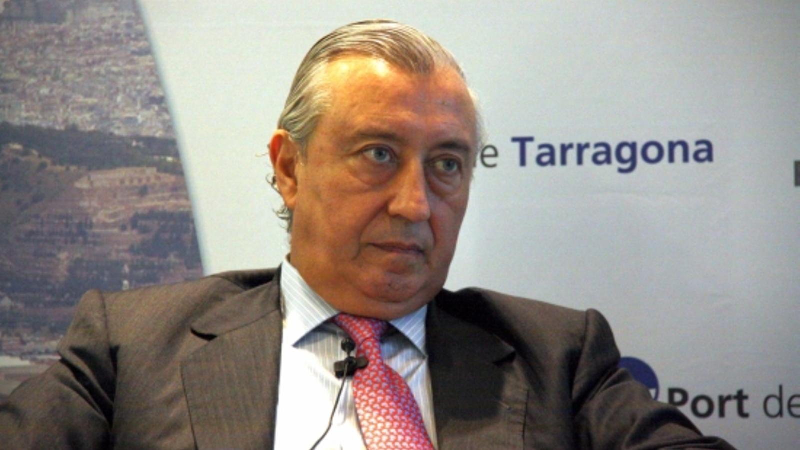 El secretari d'Estat d'Infraestructures, Julio Gómez-Pomar, aquest dimecres / ACN
