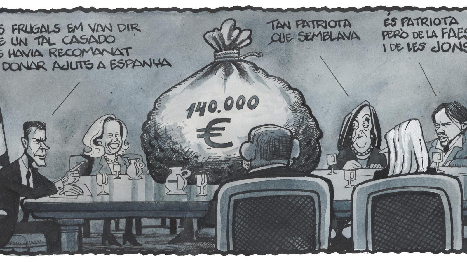 'A la contra', per Ferreres 26/07/2020