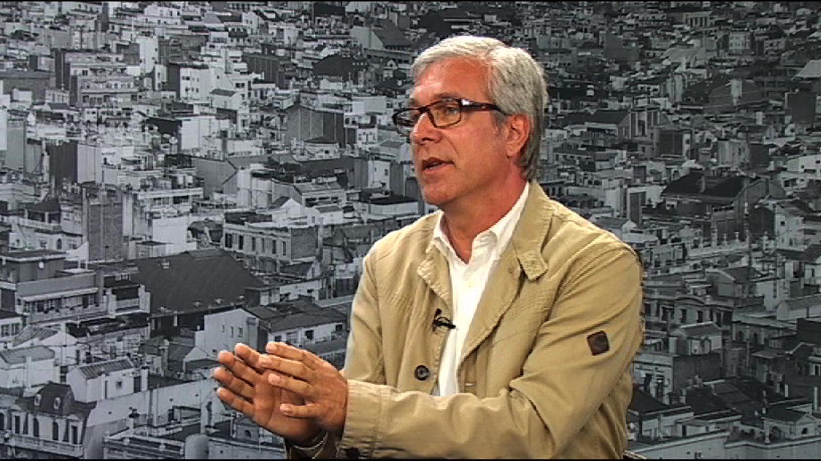 Josep Fèlix Ballesteros: El PSC ara és més petit que abans, però el missatge és més nítid