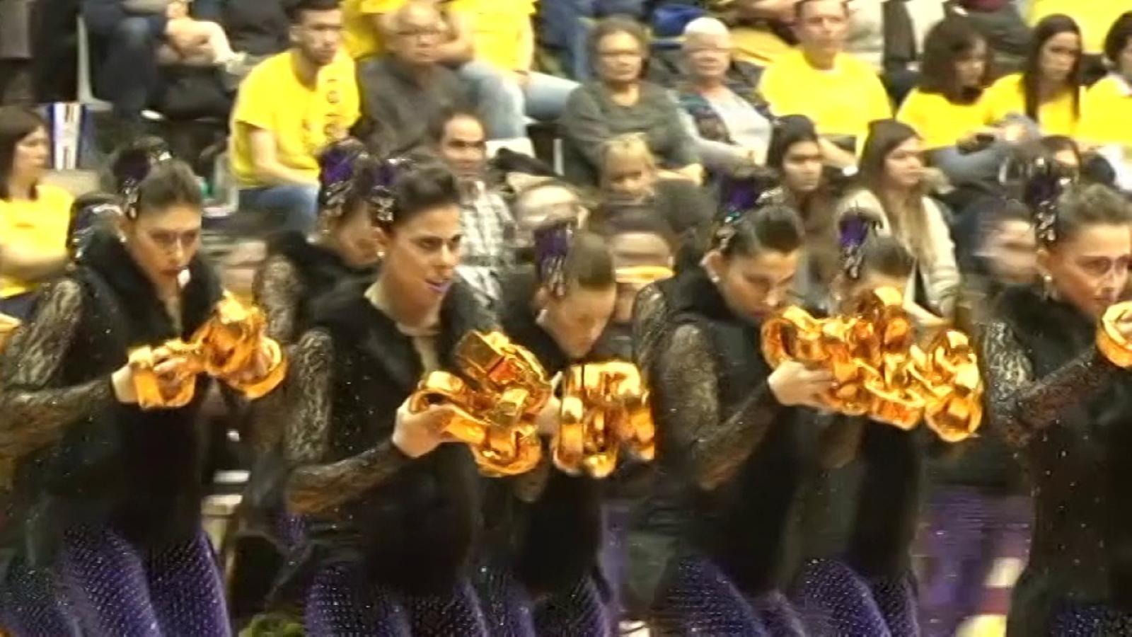 'Esclaus de la riquesa', la coreografia amb la que el CPA Girona lluitarà per l'or al Mundial de Nanjing