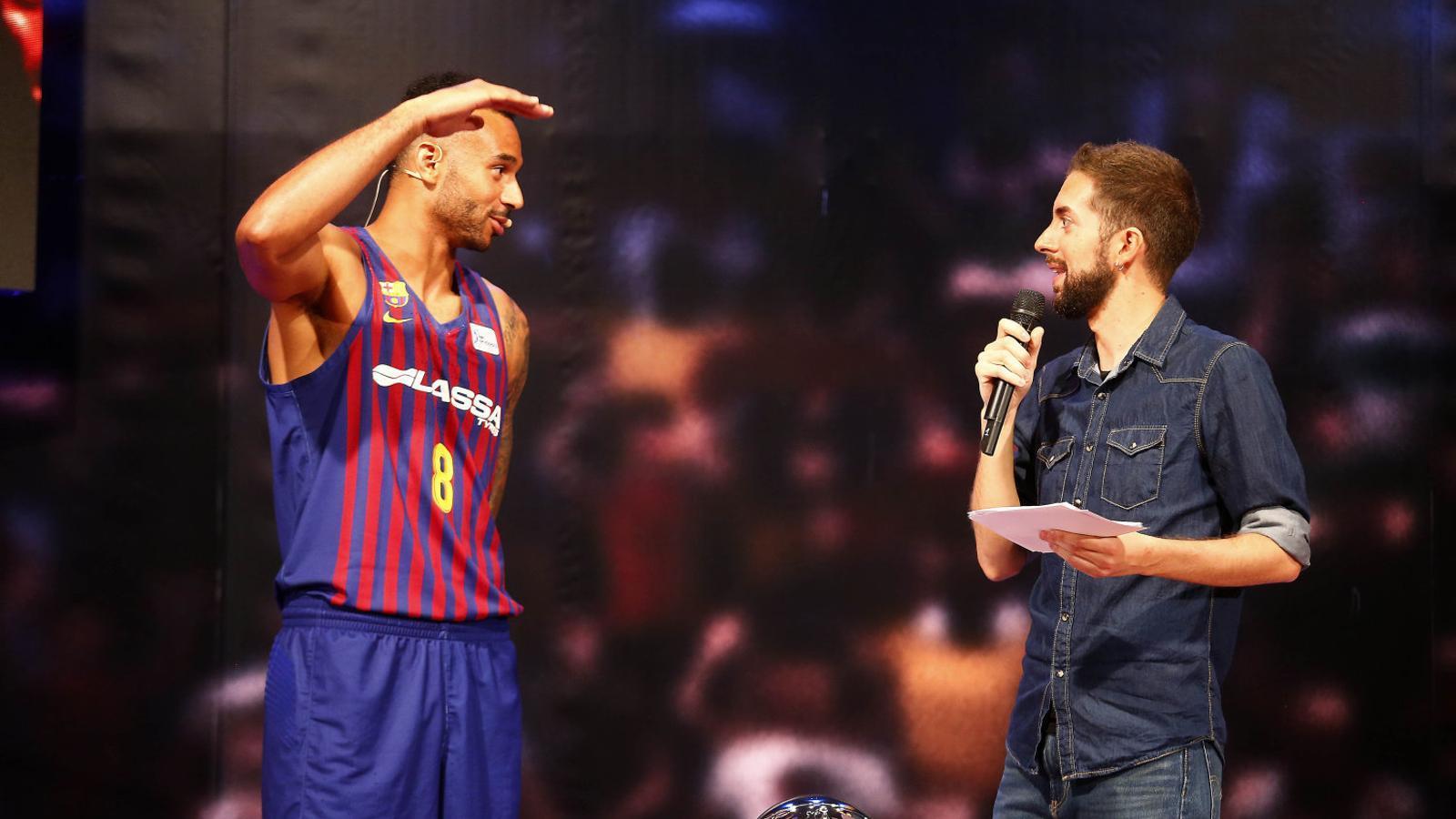 """Ádám Hanga: """"Quan l'equip va bé és quan hi ha oportunitats per fer jugar els joves"""""""
