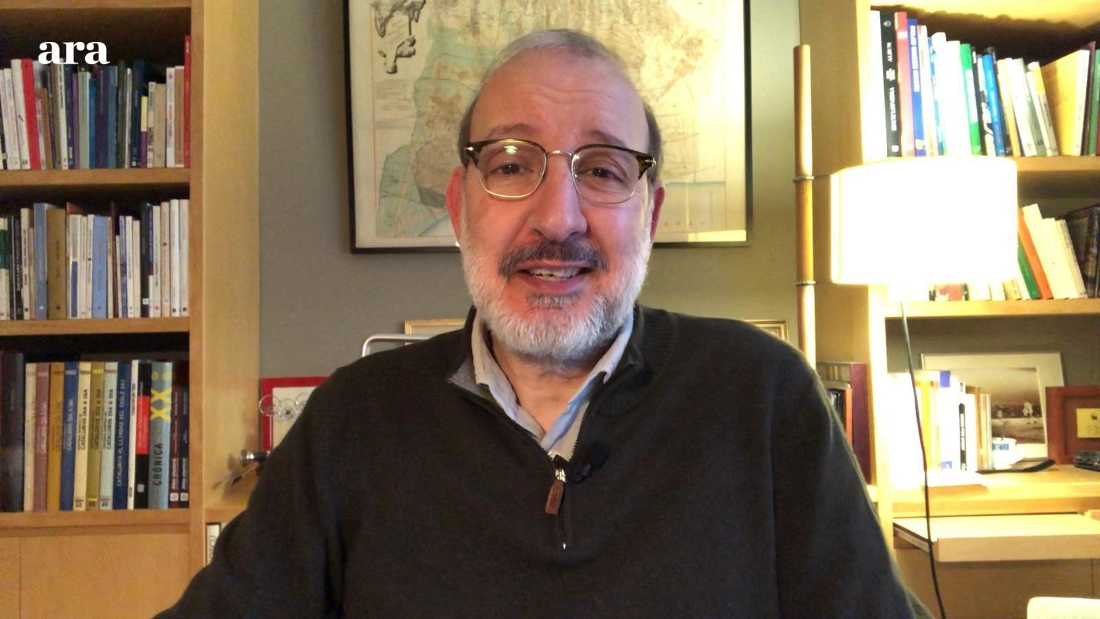 Protecció civil recomana tapar-se el nas i la boca per anar a comprar i 2335 morts a catalunya: les claus del dia, amb Antoni Bassas (03/04/2020)