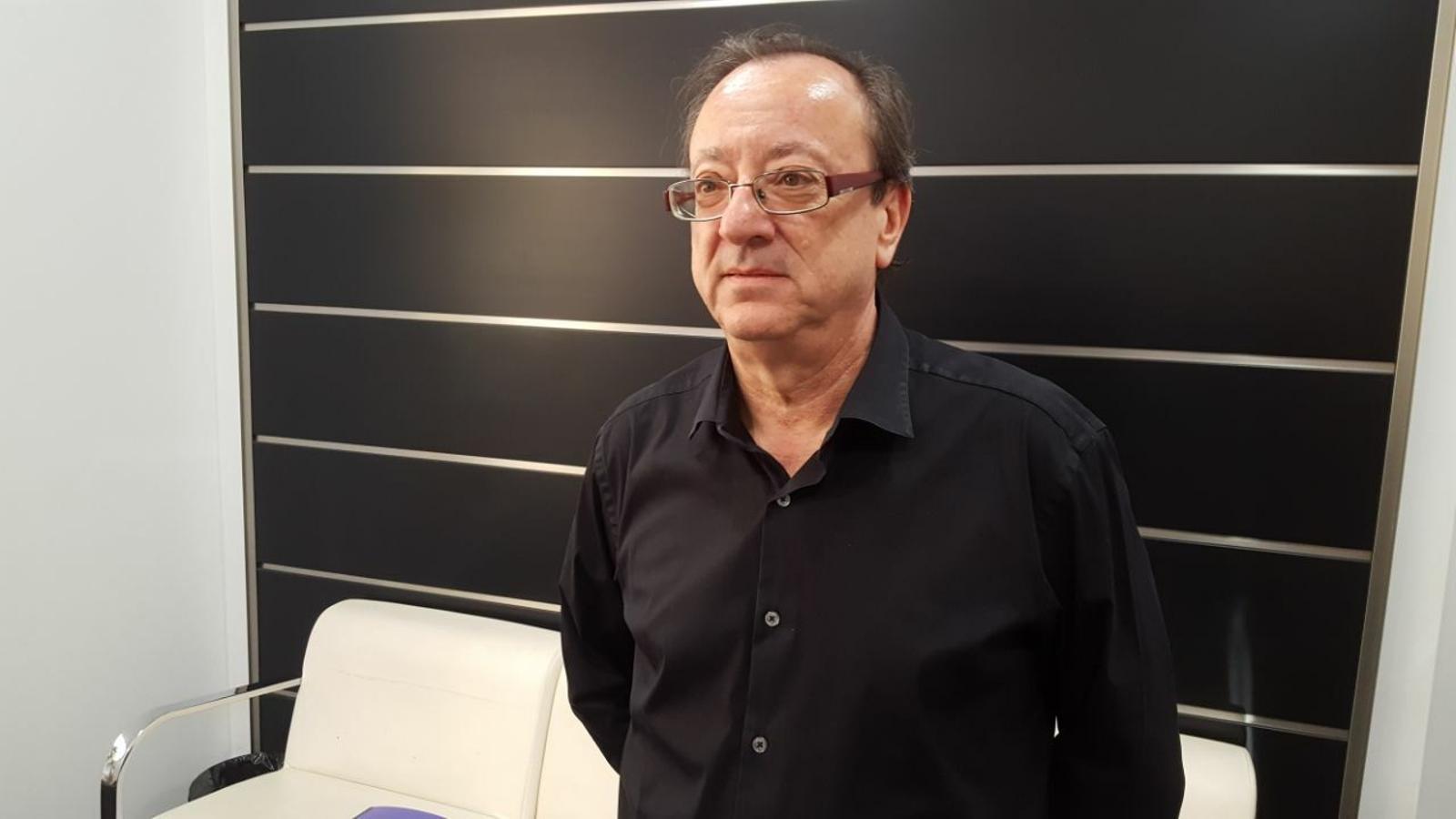 Francesc Albertí, portaveu del comitè d'alerta del coronavirus