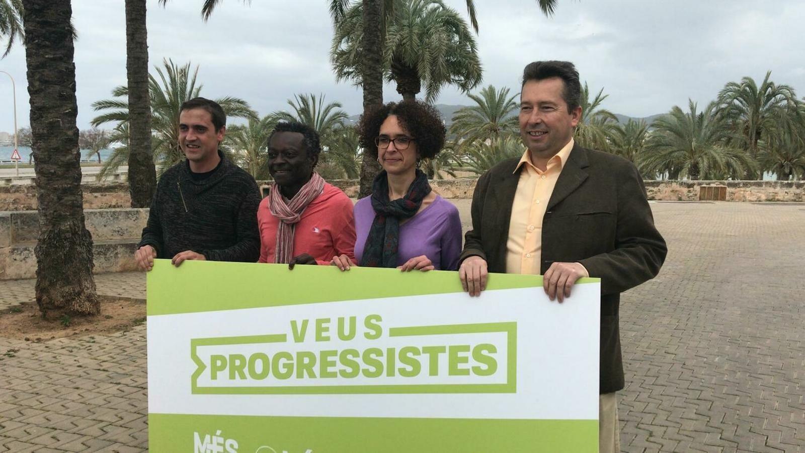 MÉS es vol tornar a presentar a les eleccions generals en coalició