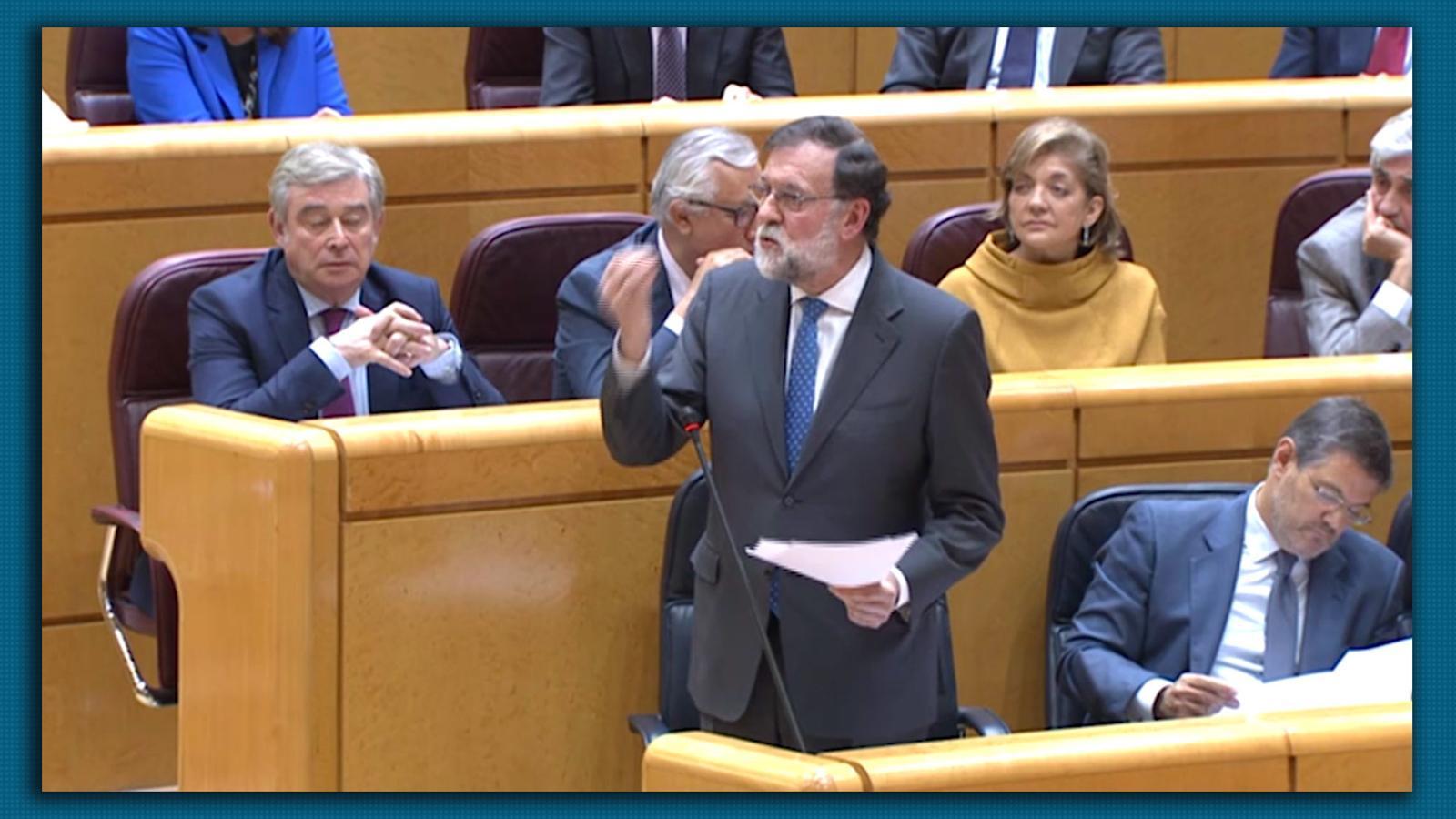 L'anàlisi d'Antoni Bassas: '¿Pero dónde vive usted? Li contestem la pregunta a Rajoy'