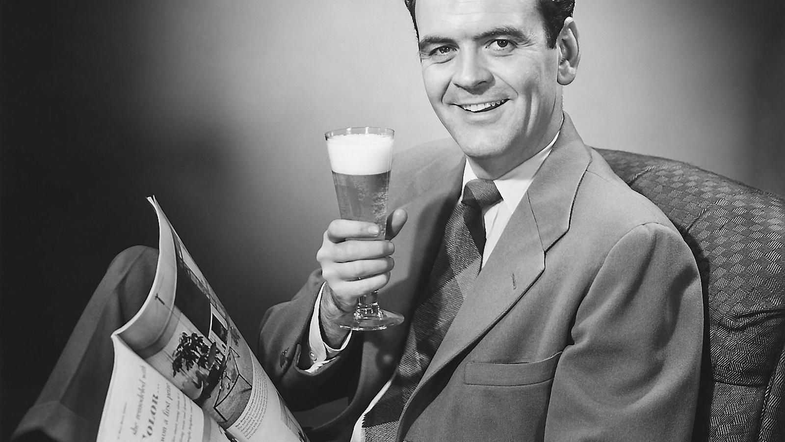 Descobreixen com el cervell regula la ingesta d'alcohol