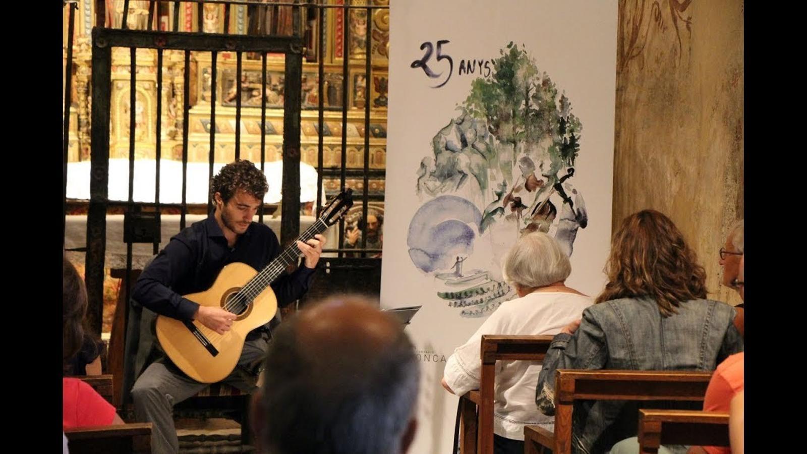 Un viatge per la cultura europea al ritme de la guitarra clàssica