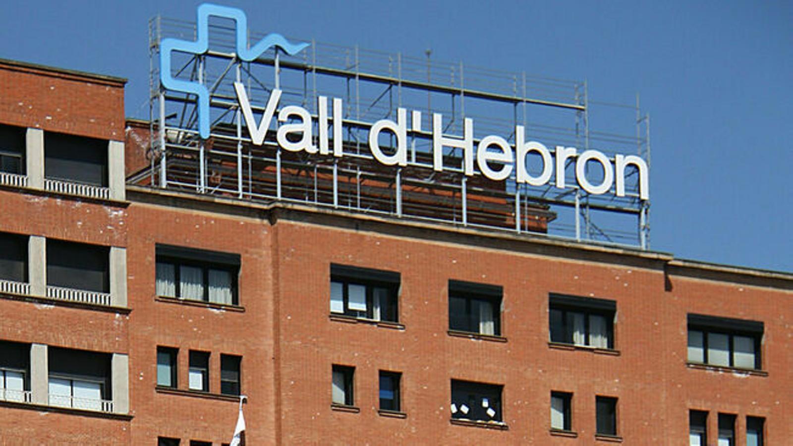 Una patent per valor d'un milió d'euros: la Vall Hebron fa història en la recerca a l'Estat