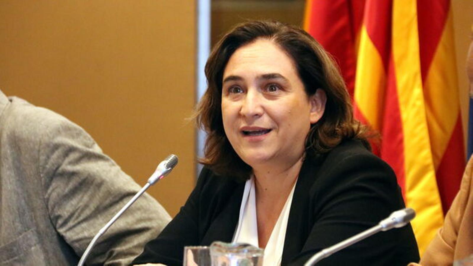 EN DIRECTE | Ada Colau i Gemma Tarafa compareixen per informar sobre la Covid-19 a la ciutat de Barcelona