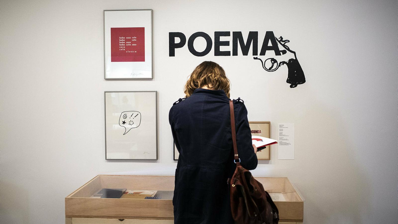 Poesia experimental apta per a mil·lennials