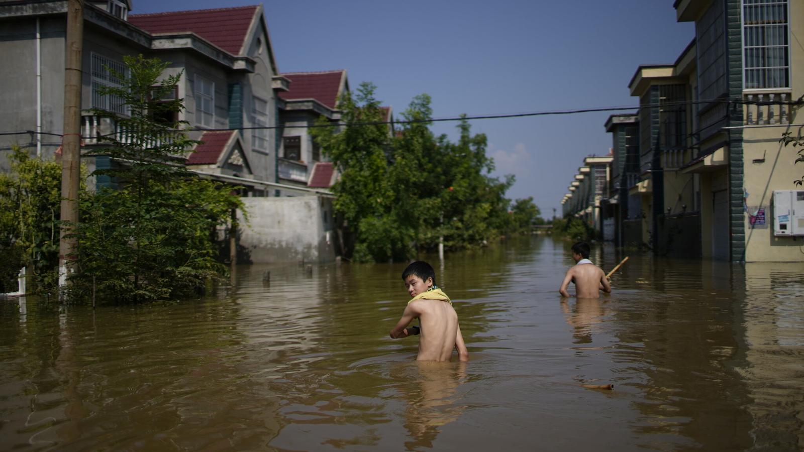 La Xina, forçada a acceptar la crisi climàtica