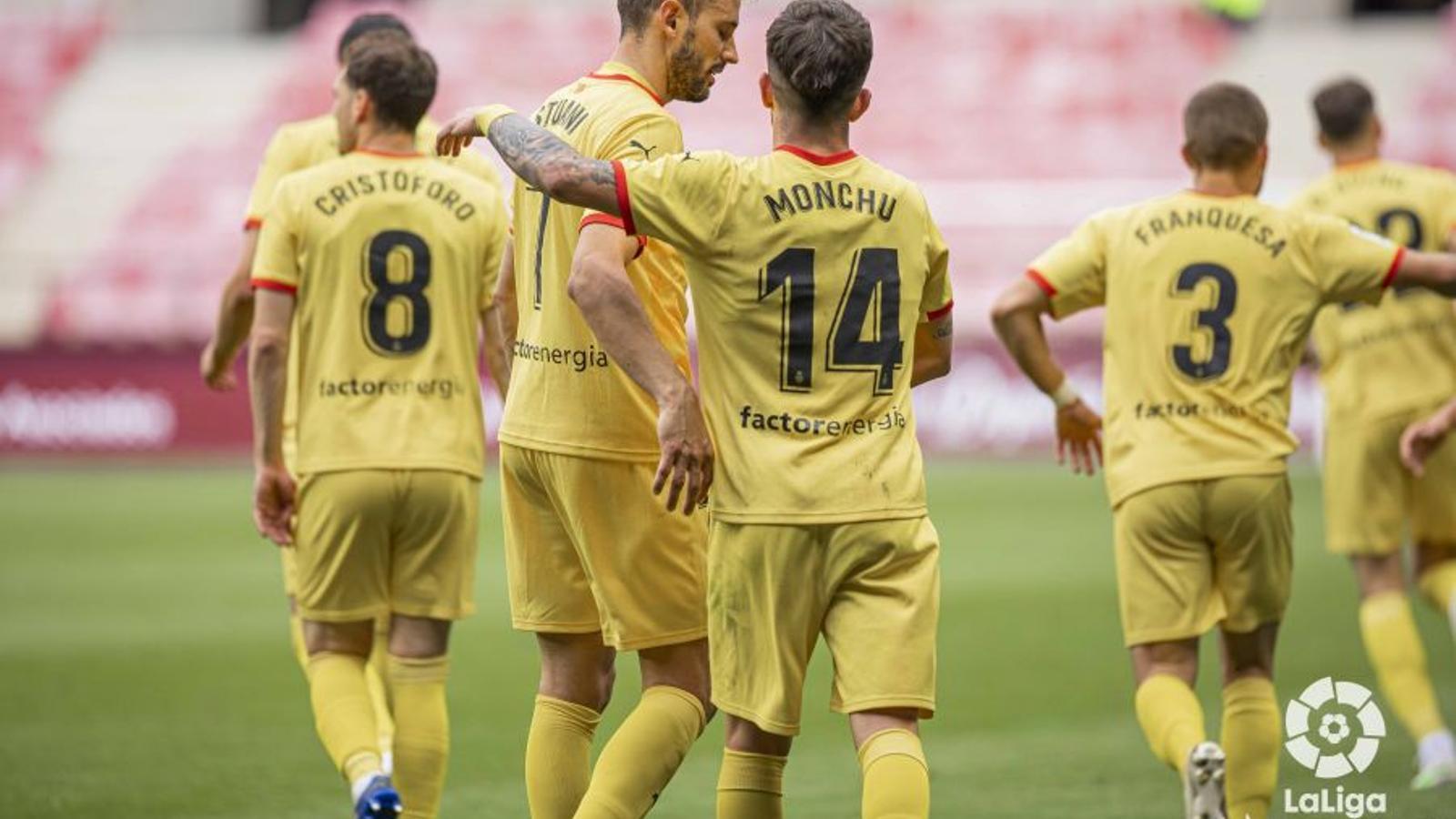 Fins i tot la pissarra pica l'ullet al Girona (1-4)