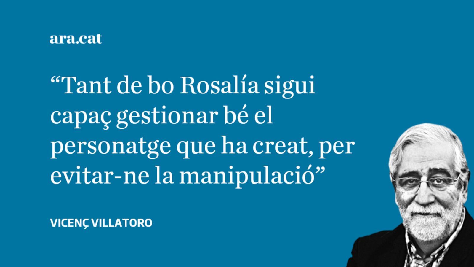 17/11: Rosalía