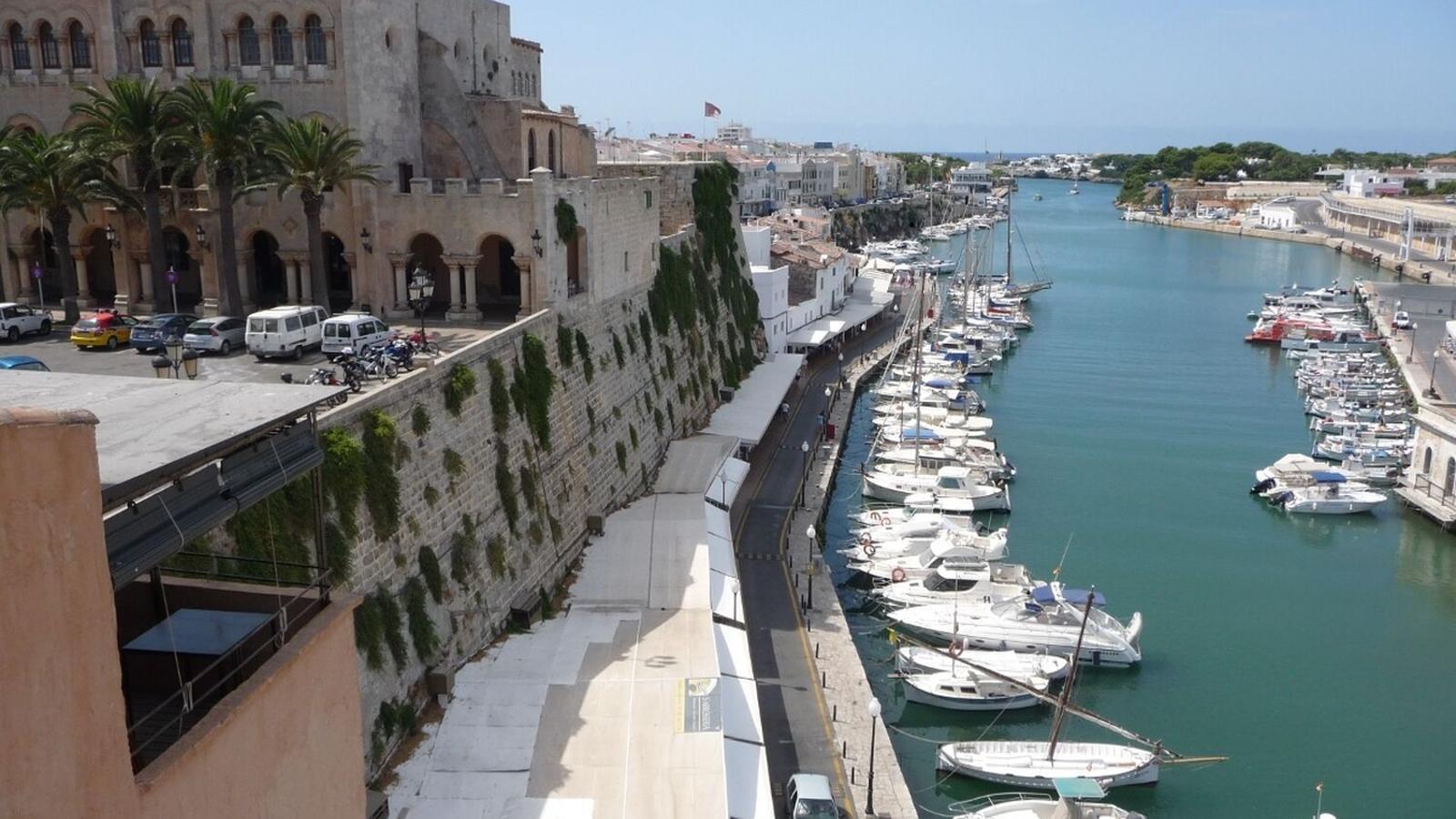 L'adjudicació del varador del port de Ciutadella no ha viscut el seu últim capítol tot i la decisió de Ports IB.