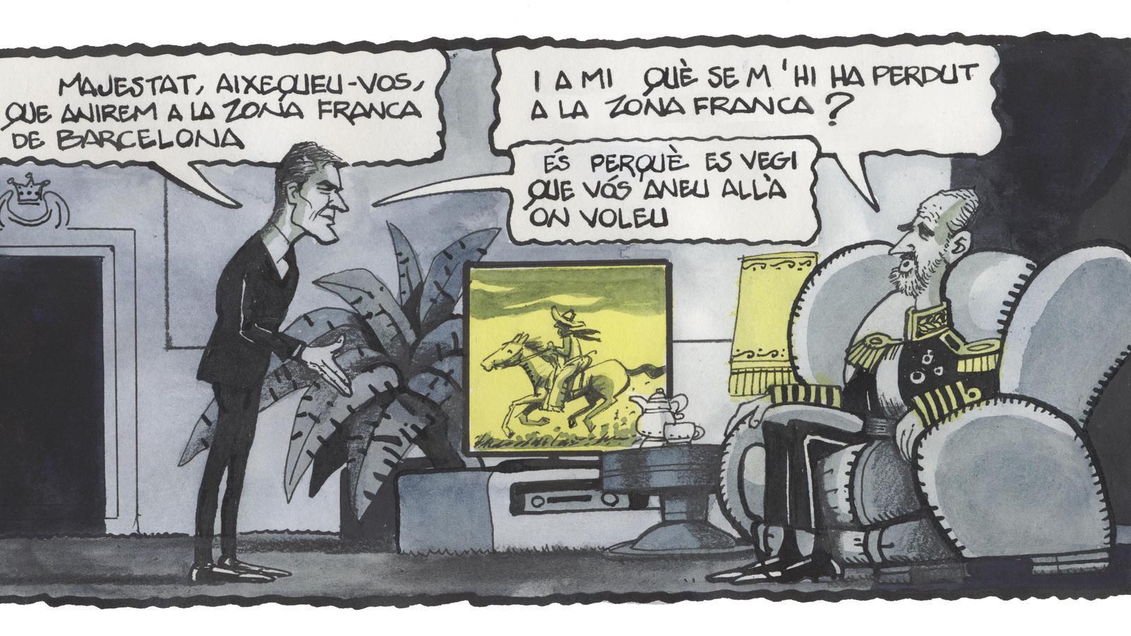 'A la contra', per Ferreres 09/10/2020