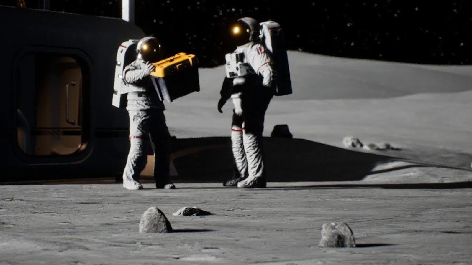 Una experiència lunar que pot canviar el futur de l'educació
