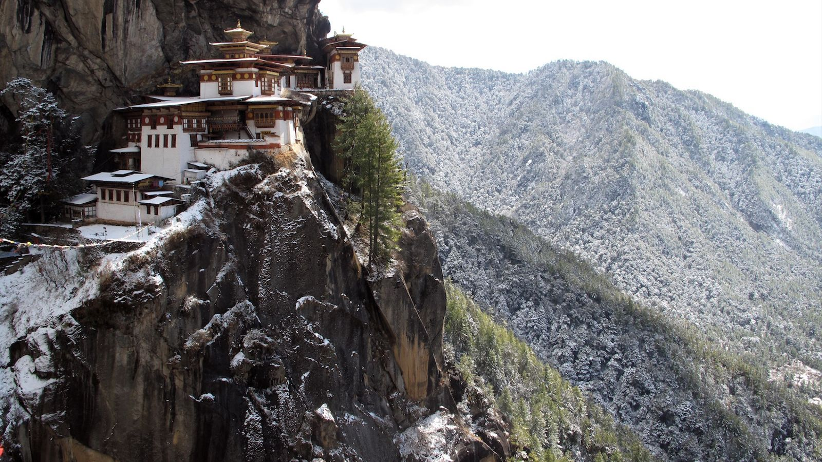Bhutan: el país de la felicitat