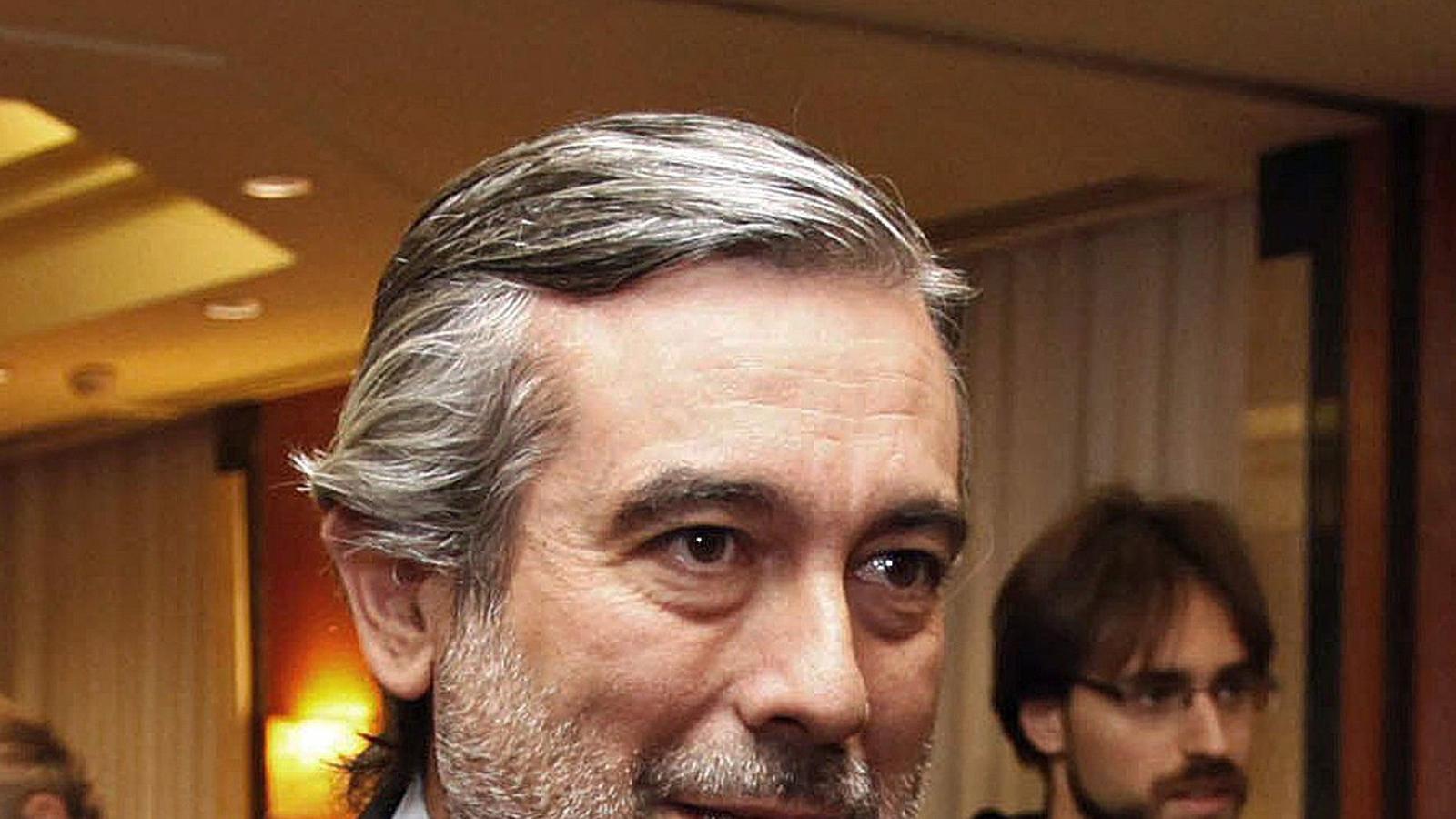 El magistrat del Tribunal Constitucional Enrique López / EFE