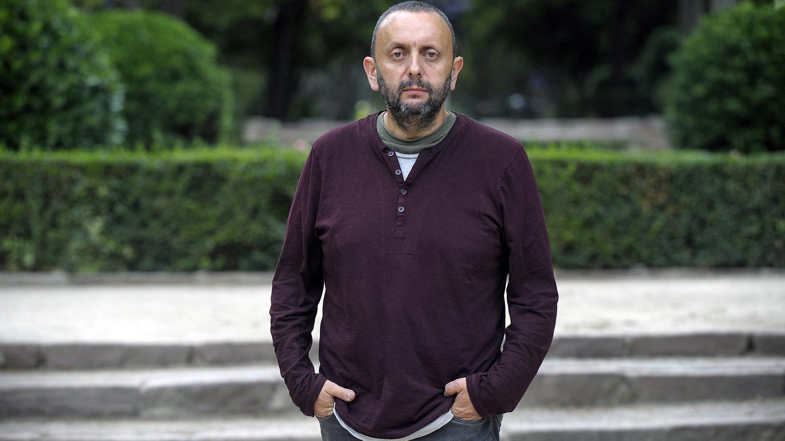 El periodista valencià, Francesc Arabí