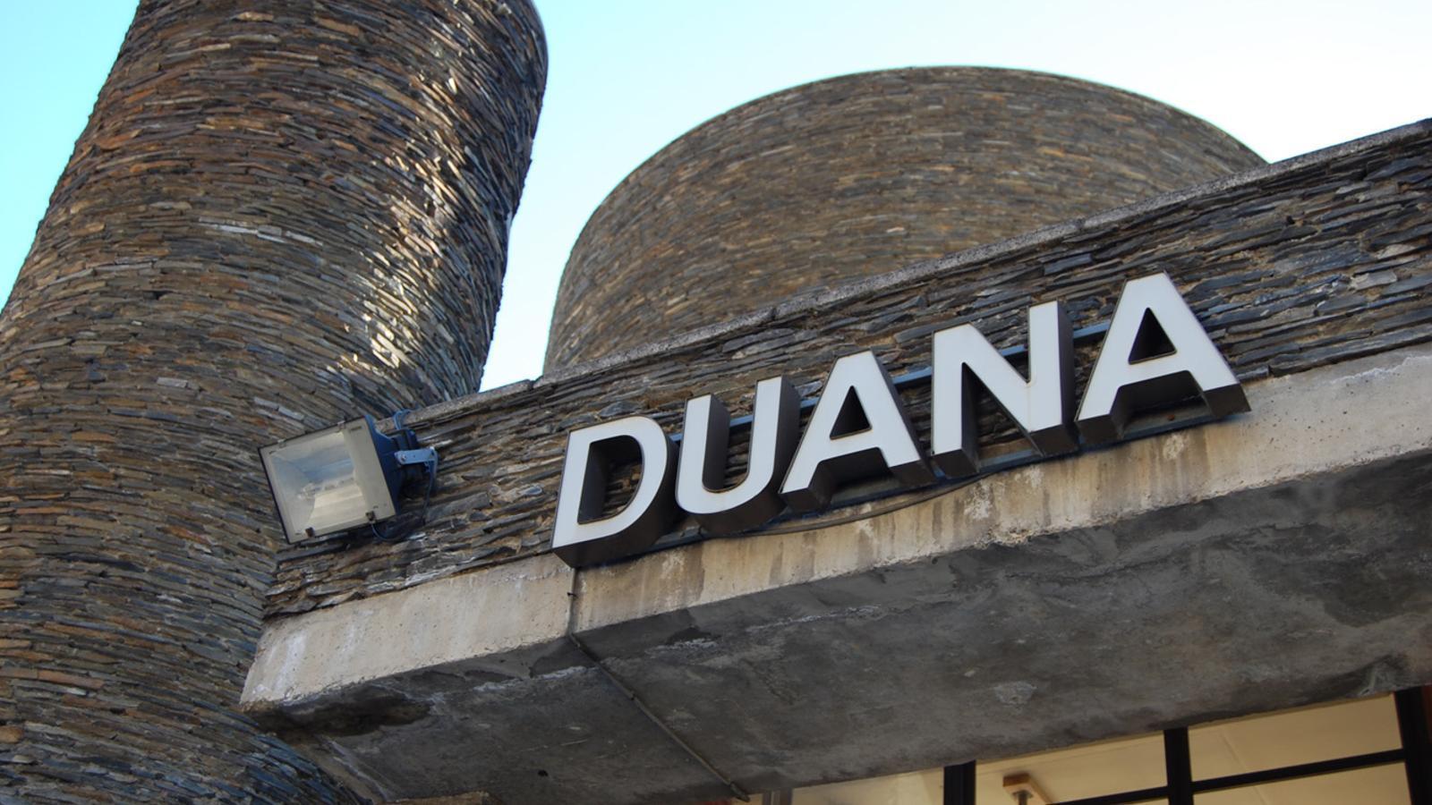 Duana del riu Runer / ANA