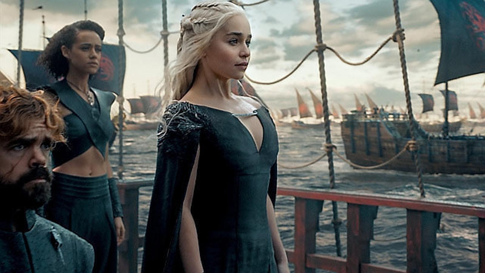 Els dracs de la Khaleesi no fan vacances a 'Joc de trons'