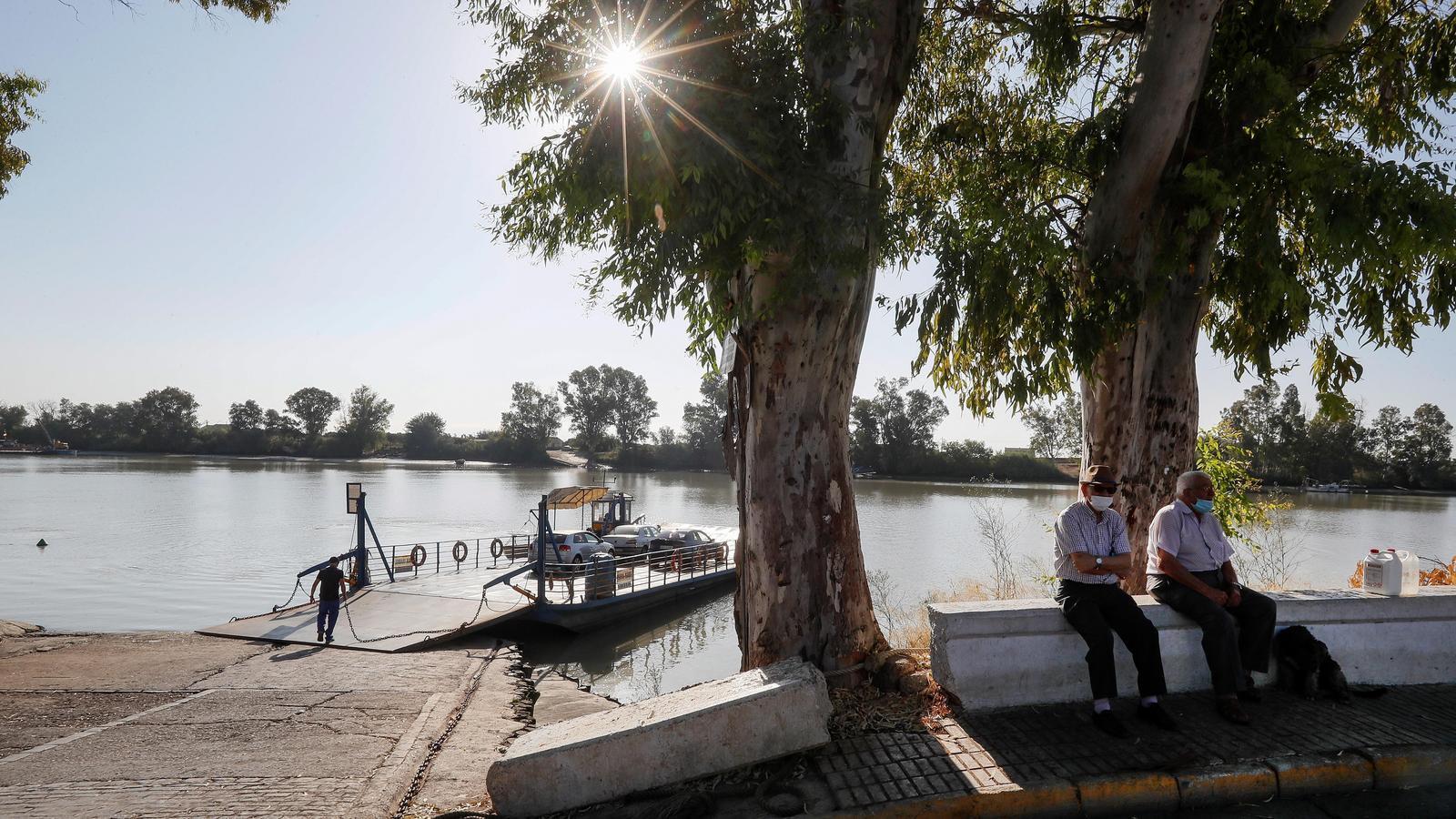 Imatge de Coría del Río una de les localitats a on s'han produït els casos de meningitis
