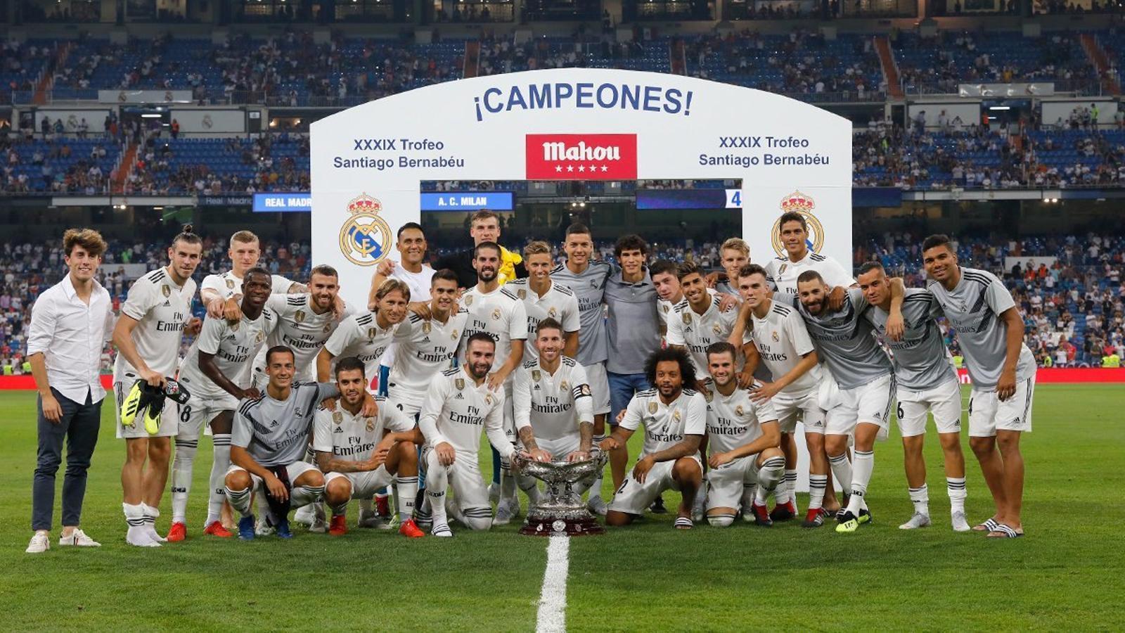 Cara i creu del Madrid i de l'Atlètic abans d'enfrontar-se