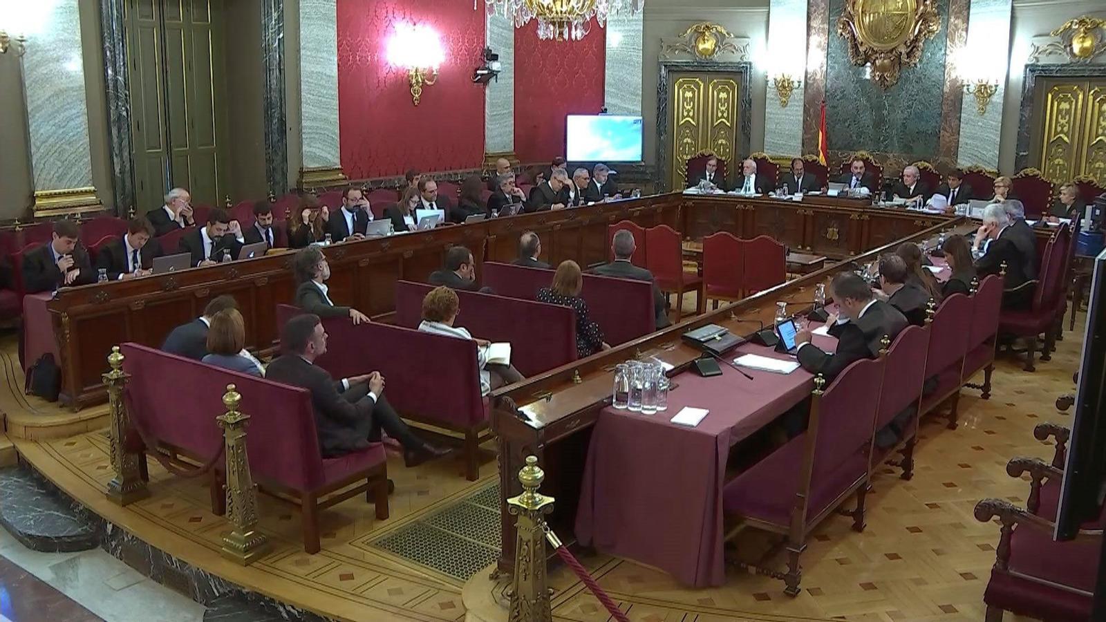 L'anàlisi d'Antoni Bassas: 'Les conclusions de Melero i altres elefants a la sala'