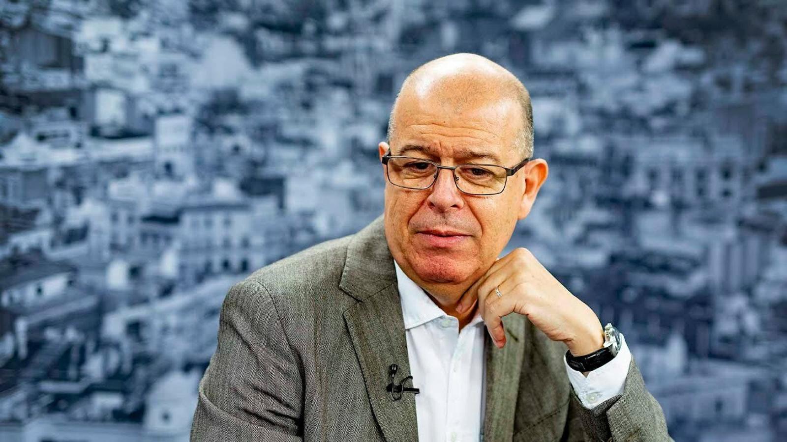 Entrevista de David Miró a José Zaragoza